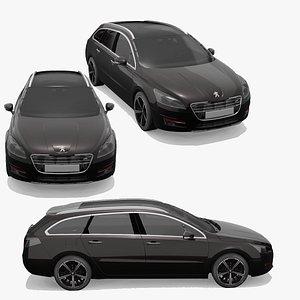 Peugeot 508 SW 2013 model