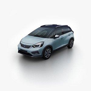 Honda Jazz e-HEV CRosstar 2020 model