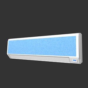3D air conditioner