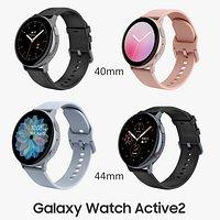 Samsung Galaxy Watch Active 2 Set