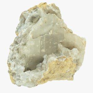 3D Salt crystal