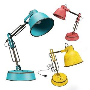 3D model Bonbons Lamp