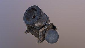3D Mortar