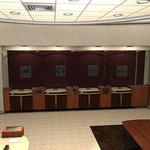 interior bank model