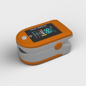3D model Pulse Oximeter