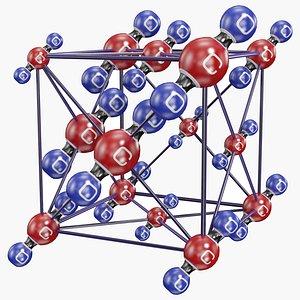 Molecular Model 3D