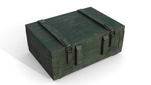 3D Military Case