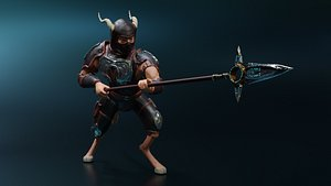 3D Satyr-spearman model