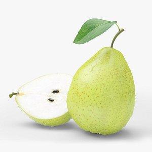 Pear,Fruit 3D model