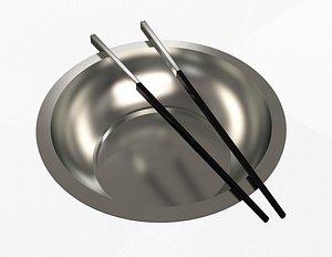 3D Chopstick