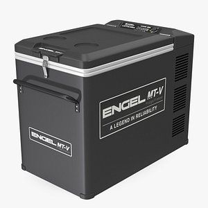 3D Engel Portable Fridge Freezer