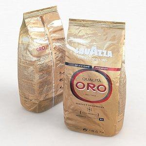 3D espresso latte coffee
