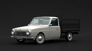 anadol 1966 a1 3D model