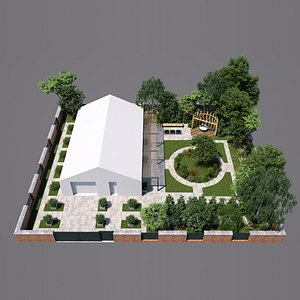 3D Archmodels vol. 248 model