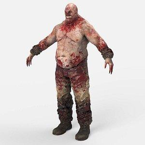 Chris Walker 3D model