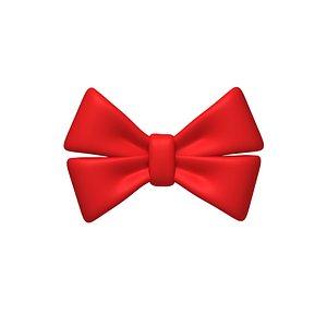 3D bow tie model