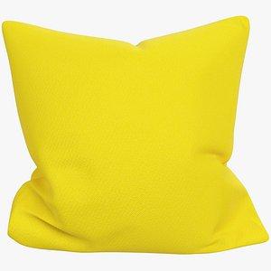 3D Sofa Pillow V29 model