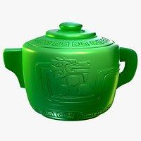 Wish Dragon Vase for 3D printing