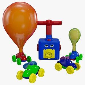 Air Car Toy model