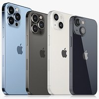 Apple iPhone 13 mini and 13 and 13 Pro and 13 Pro MAX