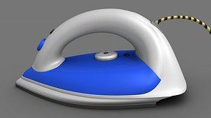 IronBox 3D model