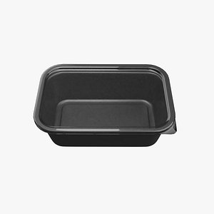 Meal Container 3D model