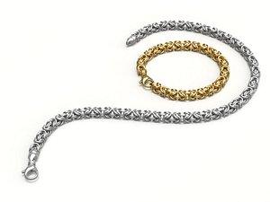 king chain model