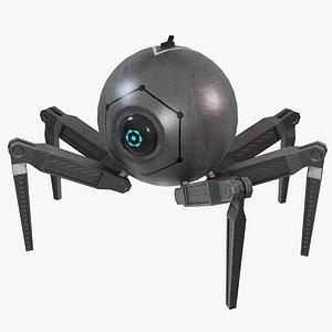 3D Robot Camera Bot