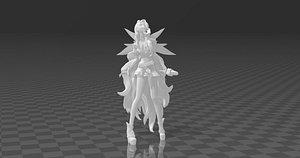 3D seraphine