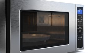 microwave - dmw2420 3D model