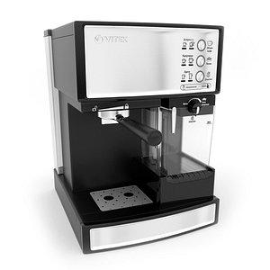 appliance vitek coffeemaker 3D model