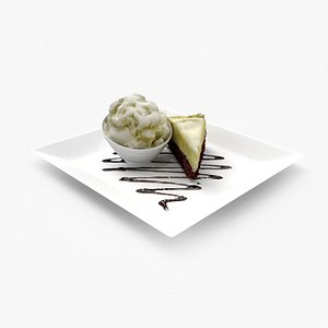 3D Crazy Red velvet Cheesecake