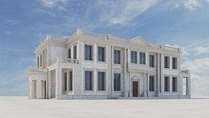 3D classis  villa