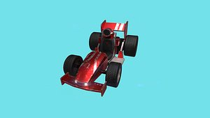 kart vehicle 04 - 3D model