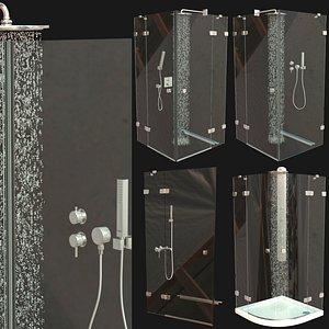 ravak shower brilliant 3D model