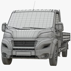 FIAT DUCATO L4H1 3D