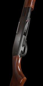 3D gun shotgun remington