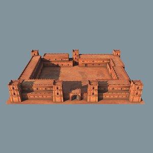 3D modelled games