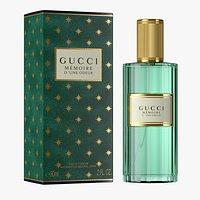 Gucci Memoire Perfume With Box
