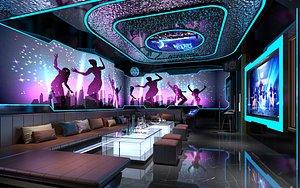 3D Nightclub