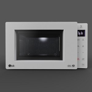 3D Microwave oven LG MH6336GIH NeoChef model