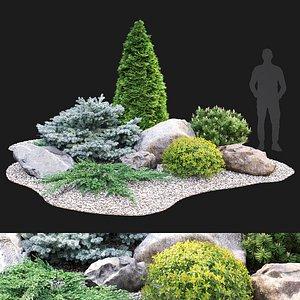 3D Alpin Hill 01