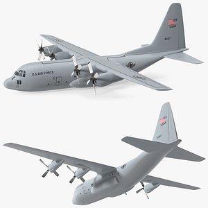 Hercules C130 Scale Model 3D