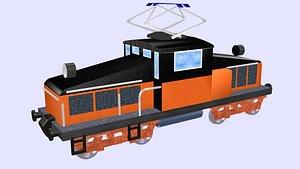 milwaukee ep 2 electric 3D model