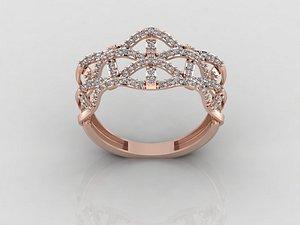 ring stl render print model
