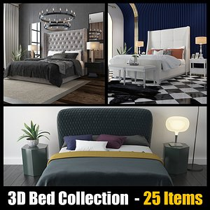 Bedcollection-25 Items model