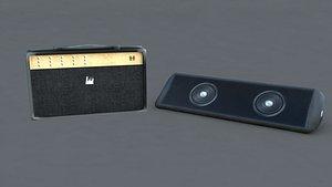 3D speaker loudspeaker