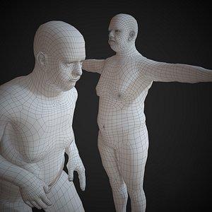 3D model base mesh basemesh