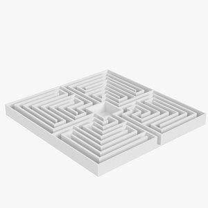 labyrinth games model