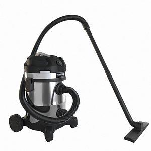 3D vacuum cleaner